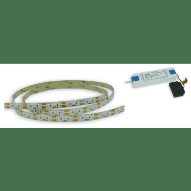 4M 4.8w LED Flexible Strip Light Inc Driver