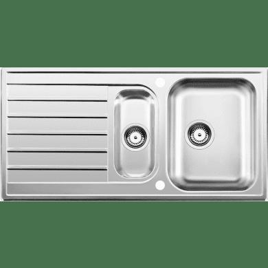 500x1000 Eday 1.5 Bowl RVS Stainless Steel