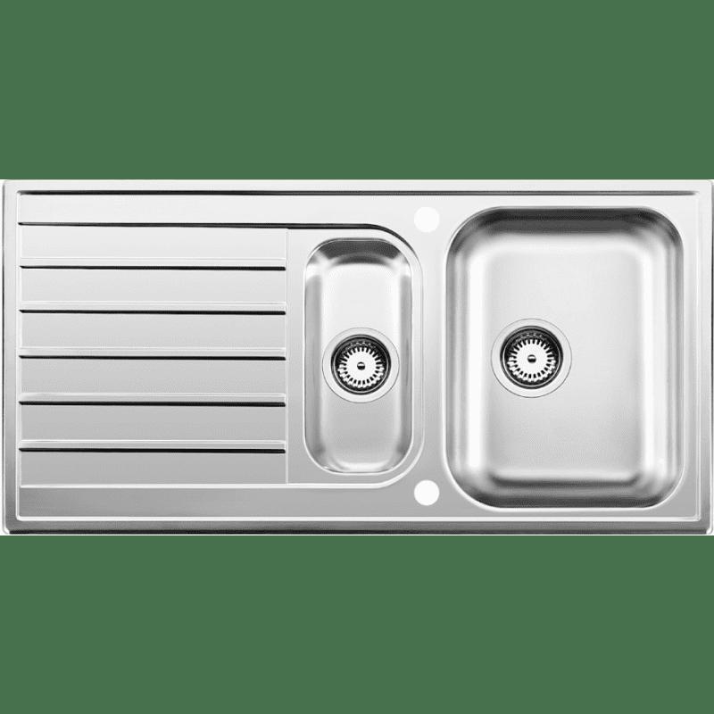 500x1000 Eday 1.5 Bowl RVS Stainless Steel primary image