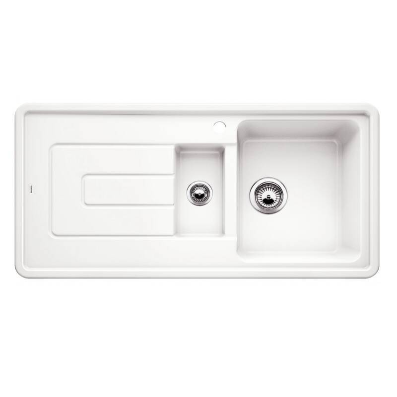 500x1000 Monroe 1.5 Bowl RVS Ceramic additional image 1