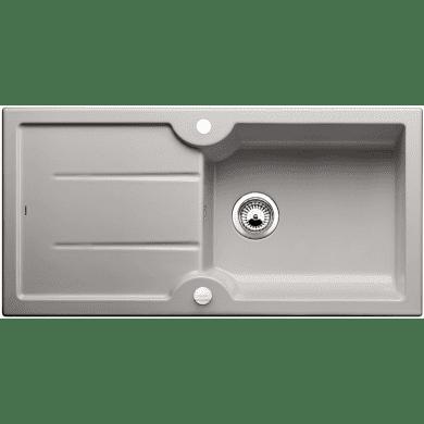 500x1000 Montague 1.0 Bowl RVS Ceramic Grey