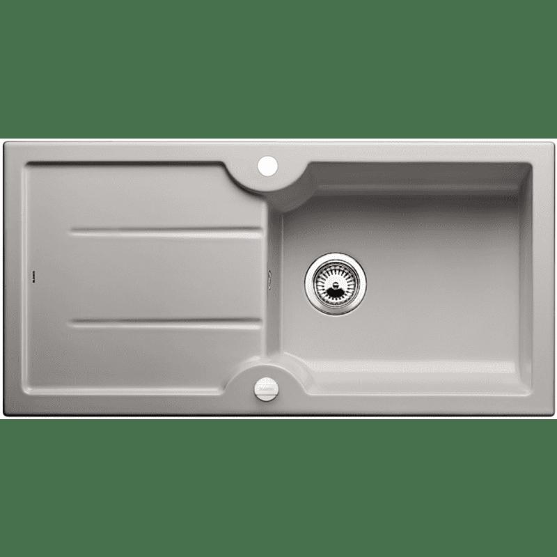 500x1000 Montague 1.0 Bowl RVS Ceramic Grey primary image