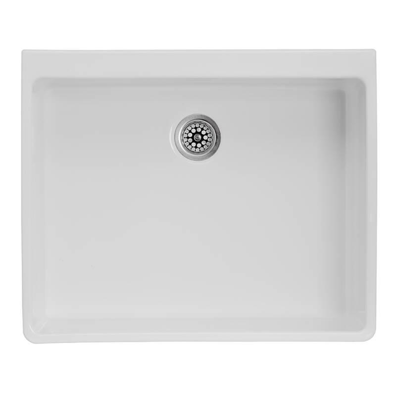 500x600 Grasmere Ceramic 1.0 Bowl White primary image