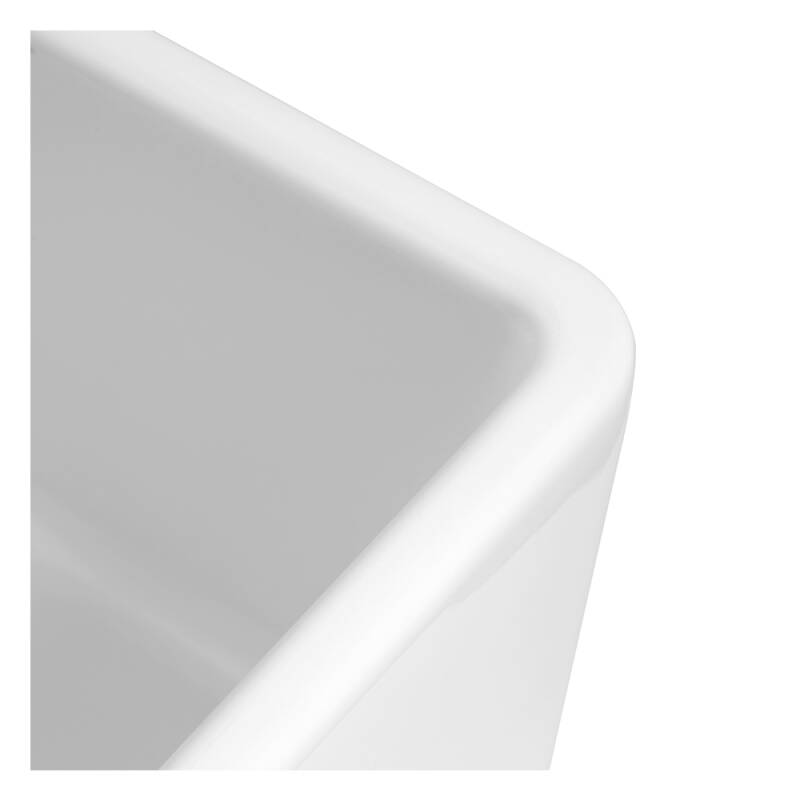 500x600 Grasmere Ceramic 1.0 Bowl White additional image 5