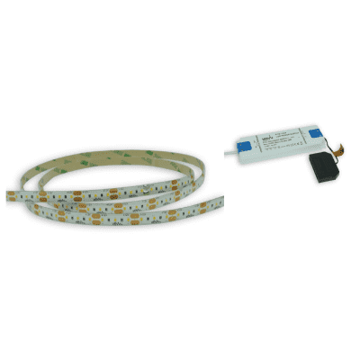 5M 4.8w LED Flexible Strip Light Inc Driver