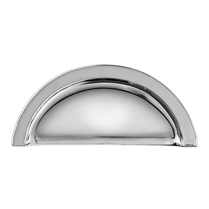 76x90mm Pippa Chrome Handle additional image 2