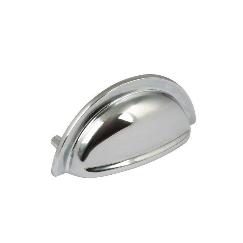 76x90mm Pippa Chrome Handle primary image
