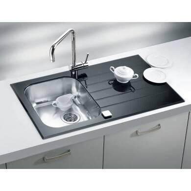 860x500 Alveus 1 Bowl RVS Black Glass