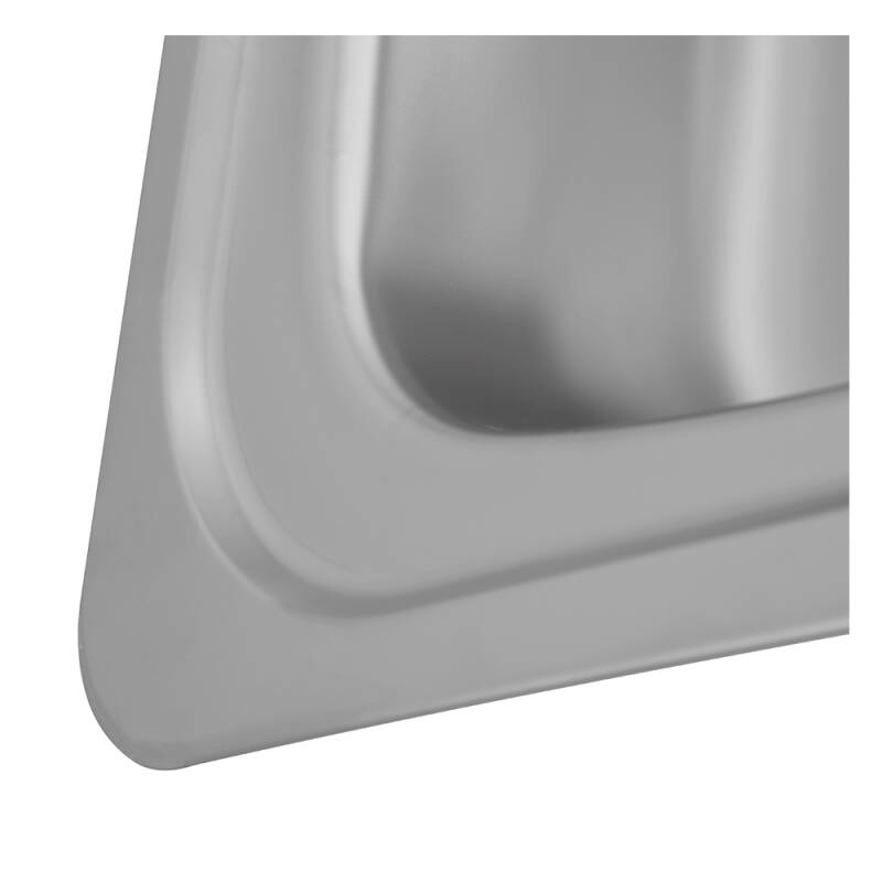 935x485 Tudor RHD S/Steel Sink and Pillar Tap Pack additional image 5