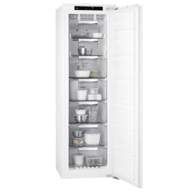AEG H1769xW556xD549 Integrated Tower Freezer (Frost Free)
