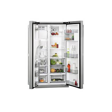AEG H1770xW912xD378 Side by Side with Water Dispenser