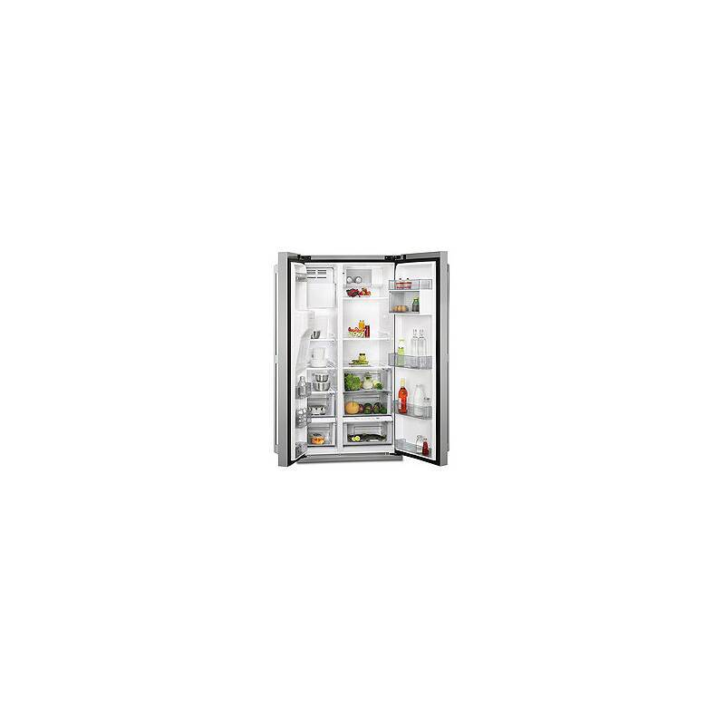 AEG H1770xW912xD378 Side by Side with Water Dispenser primary image