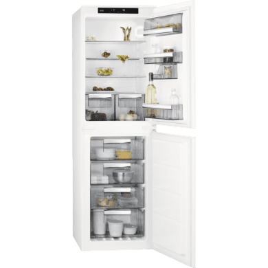 AEG H1772xW540xD549 50/50 Fridge Freezer