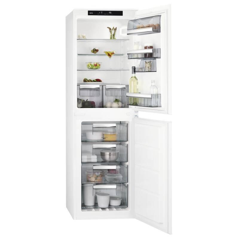 AEG H1772xW540xD549 50/50 Fridge Freezer (Frost Free) primary image
