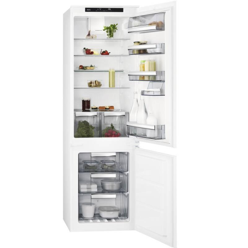 AEG H1772xW540xD549 70/30 Fridge Freezer (Frost Free) primary image