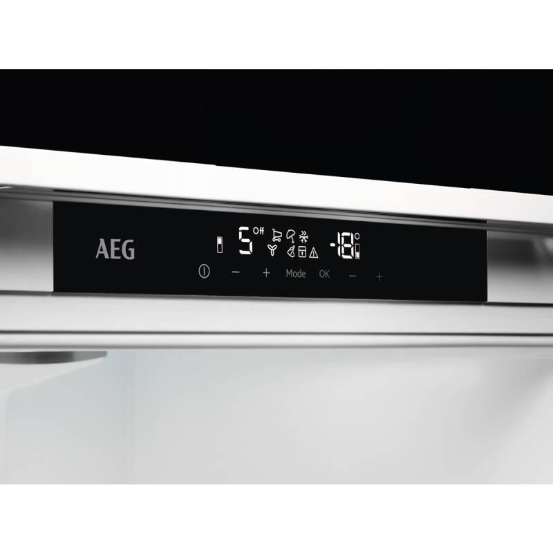 AEG H1772xW540xD549 70/30 Fridge Freezer (Frost Free) additional image 9