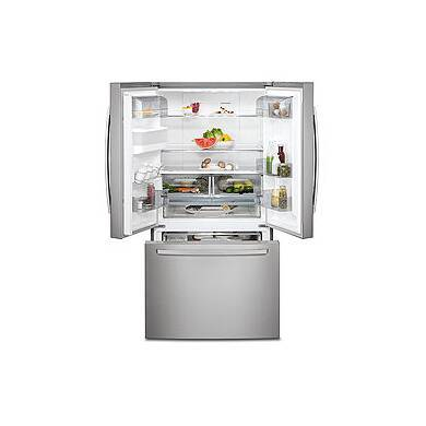 AEG H1776xW912xD765 Side by Side with Water Dispenser (Frost Free)