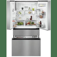 AEG H1782xW913xD746 American Style Fridge Freezer (Frost Free)
