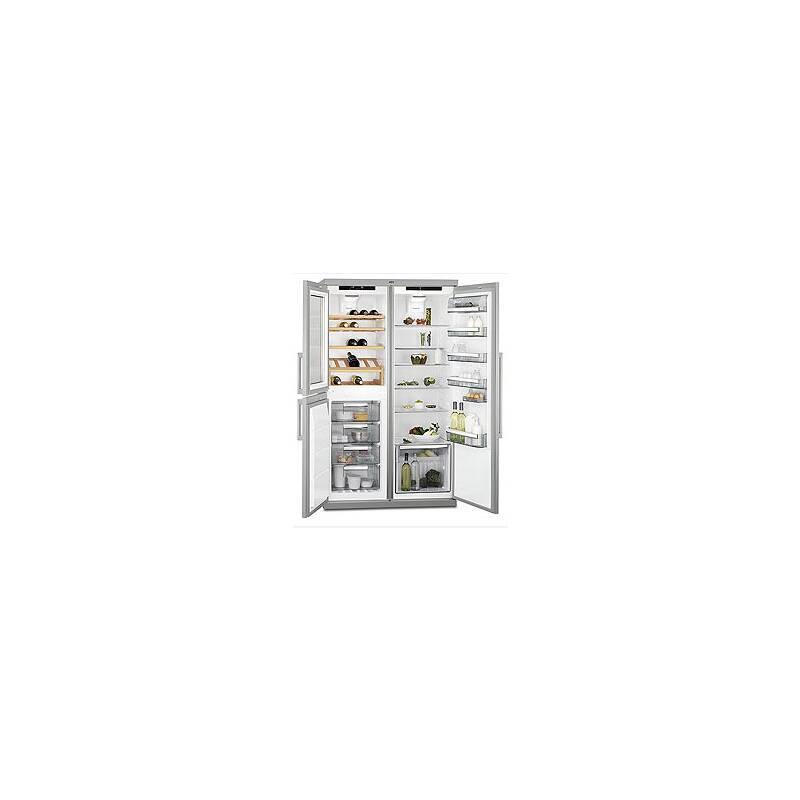 AEG H1855xW1090xD583 PerfektFit Fridge Freezer with Wine Cooler primary image