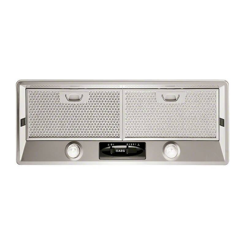 AEG H252xW724xD289 Canopy Hood - Stainless Steel primary image