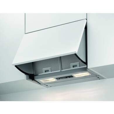 AEG H400xW598xD270 Integrated Hood - Stainless Steel