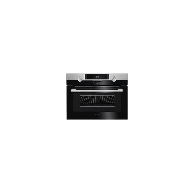 AEG H455xW594xD567 Compact Combi Microwave primary image