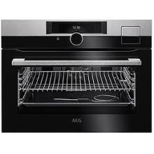 AEG H455xW594xD567 Compact Steam Oven