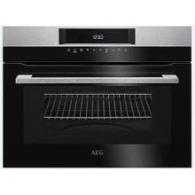 AEG H455xW594xD567 Microwave Oven with Grill
