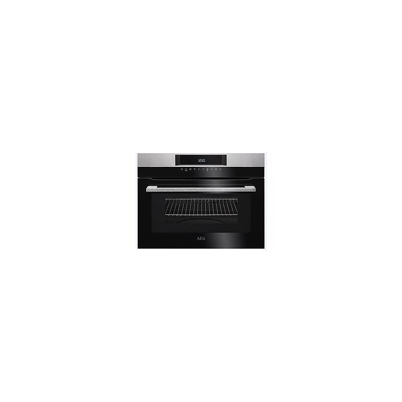 AEG H455xW594xD567 Microwave Oven with Grill primary image