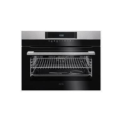 AEG H455xW594xD567 Single Pyrolytic Compact Oven