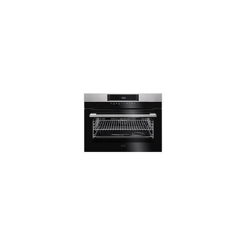 AEG H455xW594xD567 Single Pyrolytic Compact Oven primary image