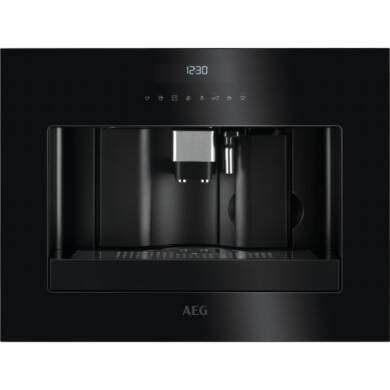 AEG H455xW595xD382 Coffee Machine - Black