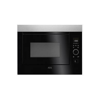 AEG H459xW594xD437 Side Opening Microwave