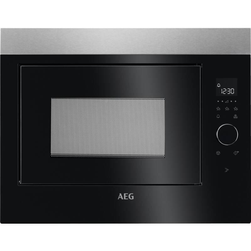 AEG H459xW596xD404 Microwave primary image