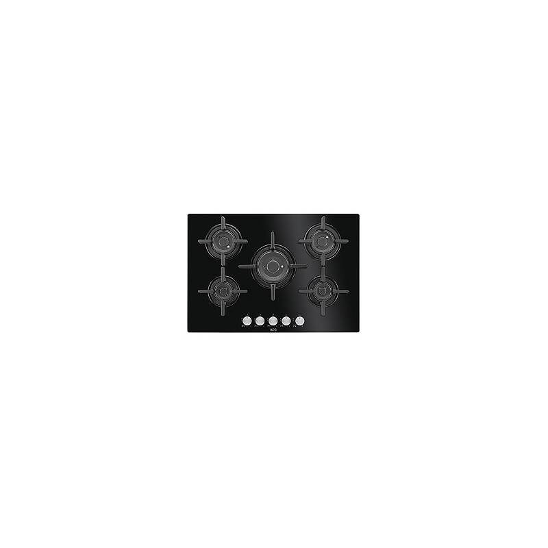 AEG H45xW740xD510 Gas on Glass Hob primary image