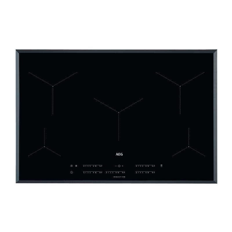 AEG H50xW780xD520 5 Zone Induction Hob primary image