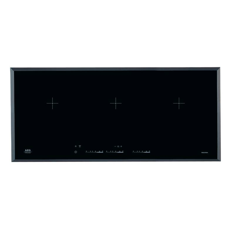AEG H50xW910xD410 Induction 3 Zone Hob primary image