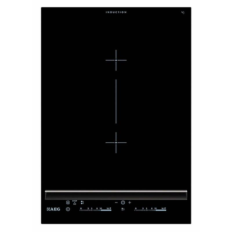 AEG H55xW360xD520 Crystaline Induction 2 Zone Hob primary image