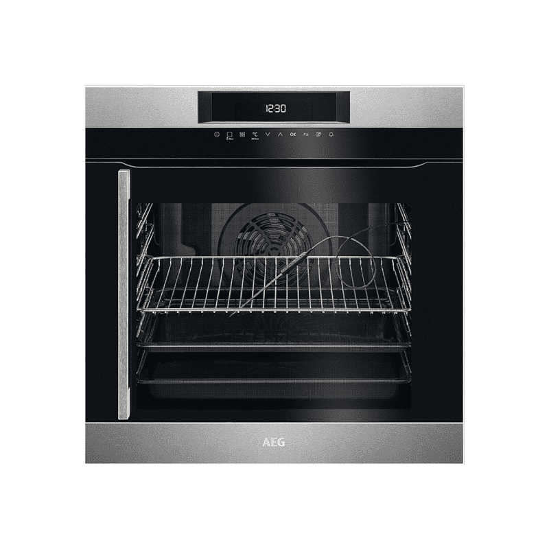 AEG H594xW594xD567 Single Oven (LH Hinge) primary image