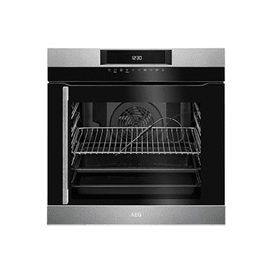 AEG H594xW594xD567 Single Oven (RH Hinge)