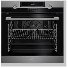 AEG H594xW594xD567 Single Pyrolytic Steam Oven