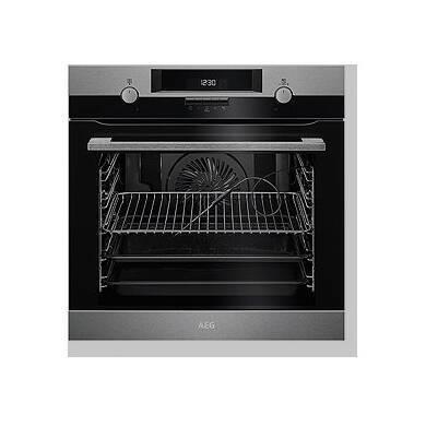 AEG H594xW594xD567 Single Pyrolytic Steam Oven