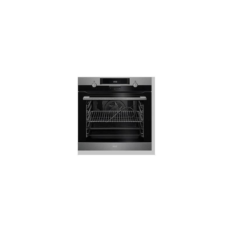 AEG H594xW594xD567 Single Pyrolytic Steam Oven primary image