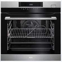 AEG H594xW594xD567 Single Steam Oven