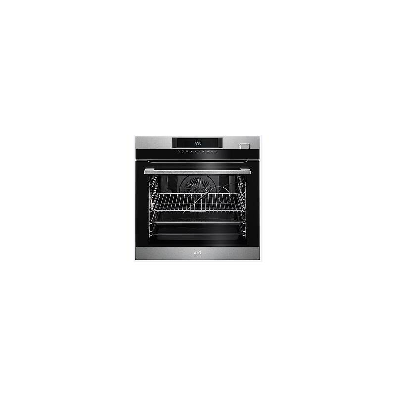 AEG H594xW594xD567 Single Steam Oven primary image