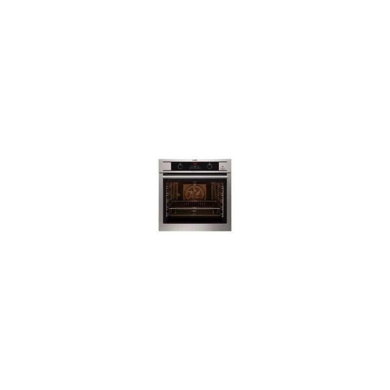 AEG H594xW594xD568 Single Multi-Function Oven - Stainless Steel additional image 1
