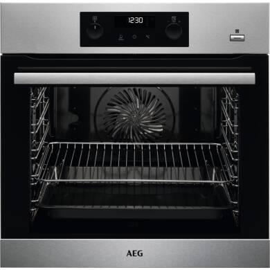 AEG H594xW595xD567 Multifunction Pyrolytic Oven