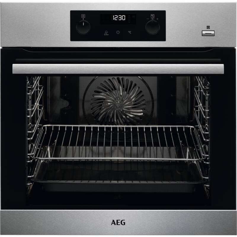 AEG H594xW595xD567 Multifunction Pyrolytic Oven primary image