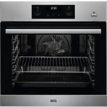 AEG H594xW595xD567 Multifunction Steam Oven