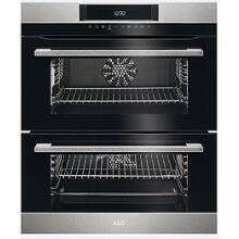 AEG H715xW594xD548 Built Under Double Oven
